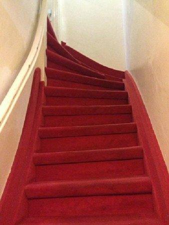 Sarphati Hotel: stairs