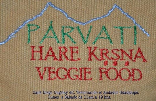 Parvati: HARE KRSNA