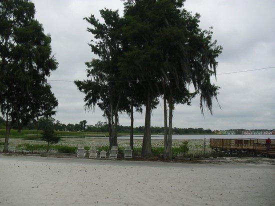 Star Island Resort and Club : Lake