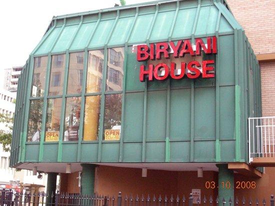 Biryani House Indian Cuisine: outside view