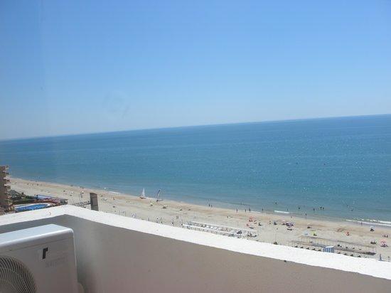 Hotel Flamero: vistas desde la habitacion