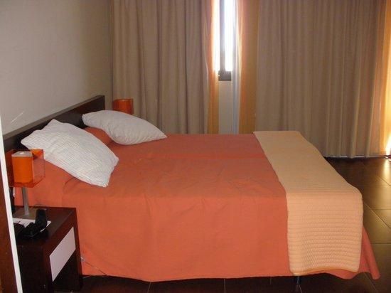 Hotel Flamero: habitacion
