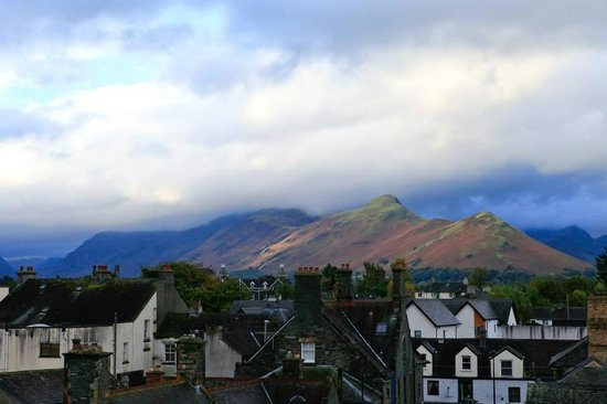 Brierholme Guest House : View from our window