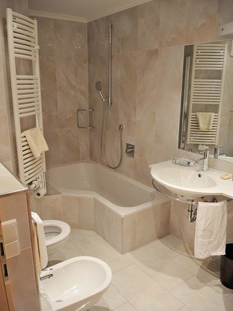 Hotel Digon : Bathroom