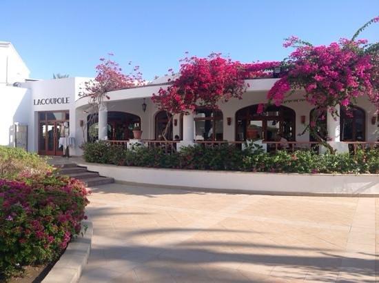 Iberotel Palace: restaurant