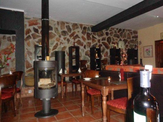 Hotel Molino del Puente Ronda: Dinning room