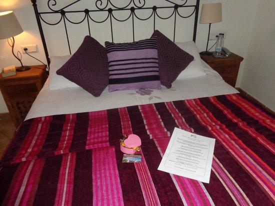 Hotel Molino del Puente Ronda: Our room