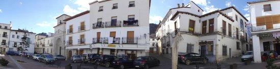 Canete, İspanya: Plaza Mayor Canette