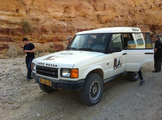Negev Jeep: The Ramon Crater jeep tour