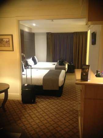 Stamford Plaza Melbourne : Twin Suite