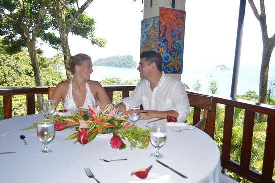 Hotel Costa Verde: Wedding lunch at Anaconda