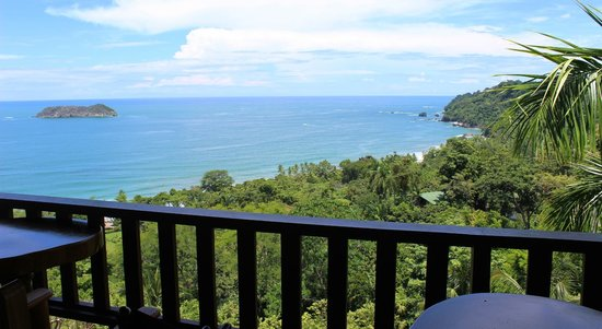 Hotel Costa Verde: room view- penthouse