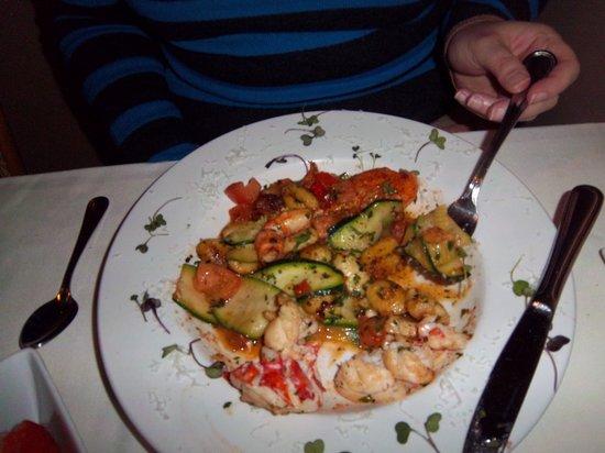 Fathom : Lobster Gnocchi = Amazing!
