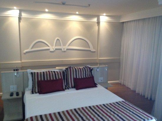 Mercure Apartments Brasilia Lider: Quarto no nono andar