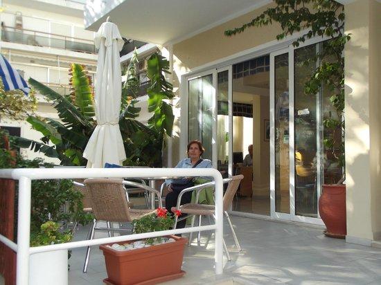 Hotel International: bu otelde mutlka kalın...
