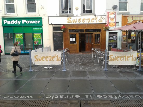 Sweeney's Bar Liverpool