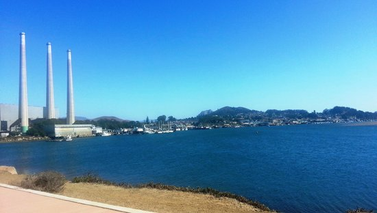 Estero Inn: Another view of Morro Bay
