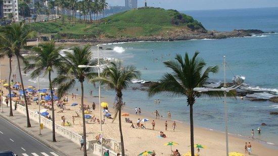 Bahia Flat: vista do flat
