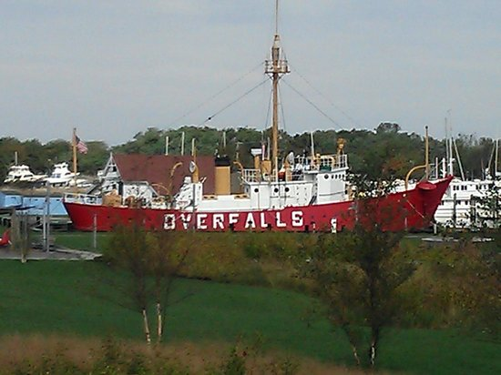 Lightship Overfalls : The Overfalls
