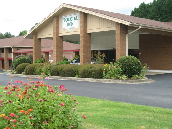 Toccoa Inn and Suites: Hotel