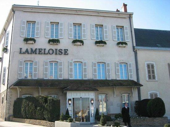 Maison Lameloise : #1