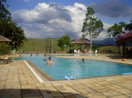 Hotel Porto da Bocaina: Piscina