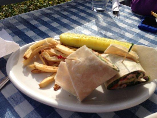 Surf Club Restaurant and Bar: Wrap