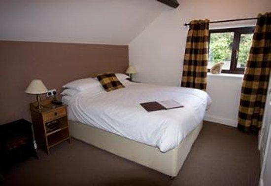 The Stiperstones Inn: The Mytton Room