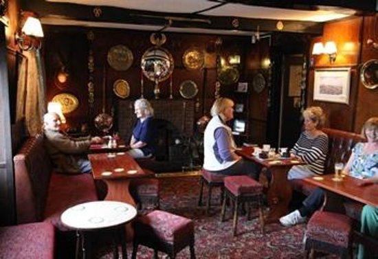 The Stiperstones Inn Lounge Bar