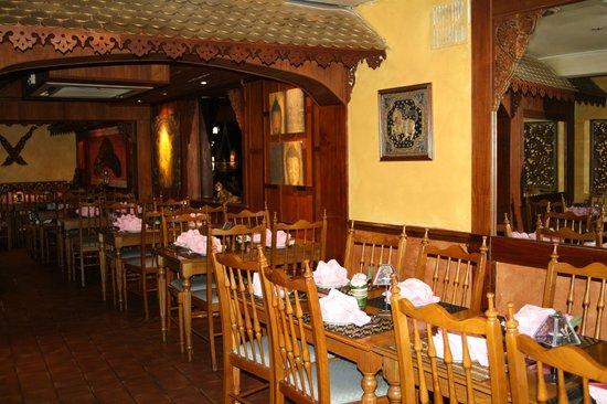 Decoration restaurant thailandais