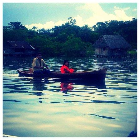 Laguna Azul Eco Lodge: THE NATIVE COMMUNITY