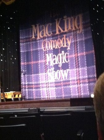 Mac King Comedy Magic Show: The Mac King Show at Harrah's Las Vegas