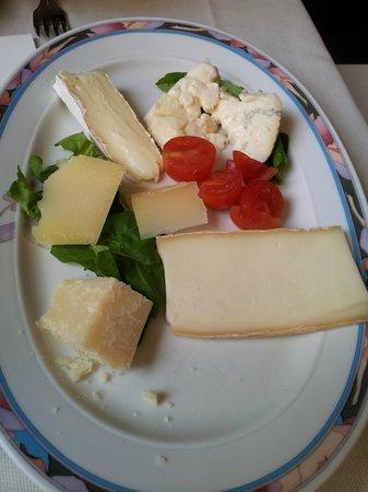 Al mercante : Mix de queijos