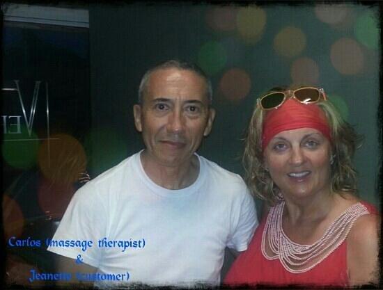 Veronica's Massage Gold : Carlos & Jeanette