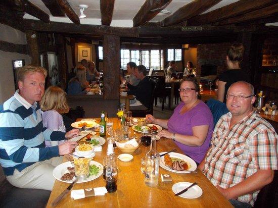 Lambs Restaurant : We love great food!