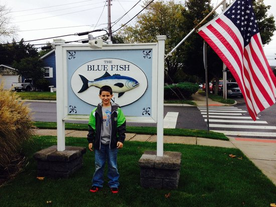 Blue Fish Inn: PA guests loved it!!!!