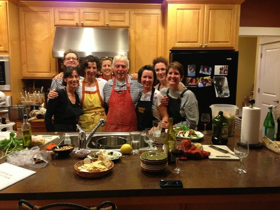 The Inn At Crippen Creek Farm : Fantastic cooking lessons