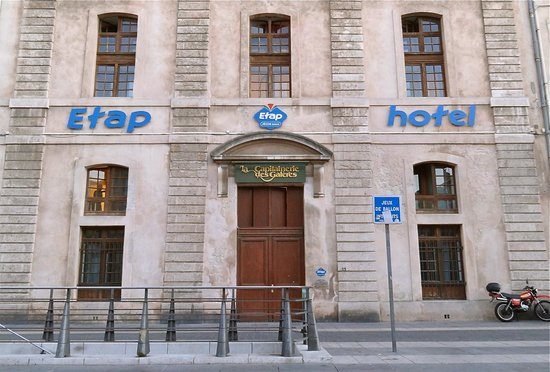ibis budget hotel former etap on cours d estienne d orves picture of ibis budget marseille