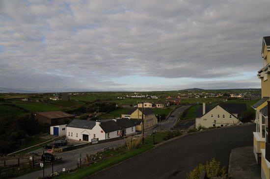 Sea View House Doolin: Doolin View