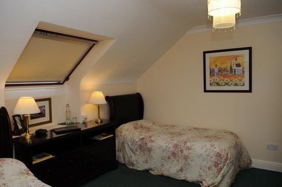 Sea View House Doolin: Bedroom