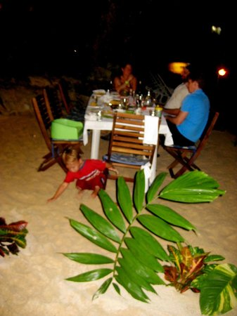 The Resort at Wilks Bay : Dinner