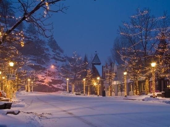 4 Seasons Inn: Downtown Estes