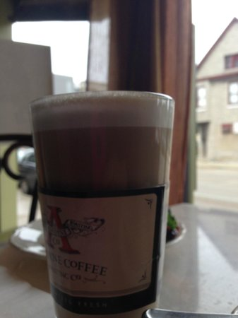 Amaranth Bakery: Cappuccino