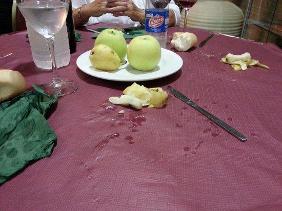 Marisma Sancti Petri: Escasez de vajilla