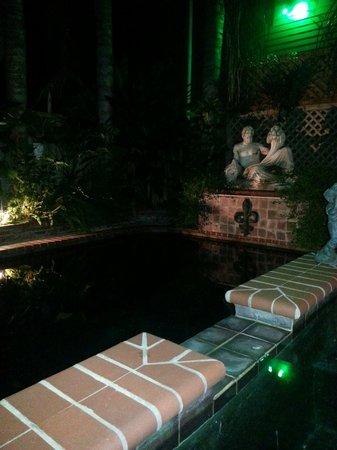 Maison DuBois : Pool area