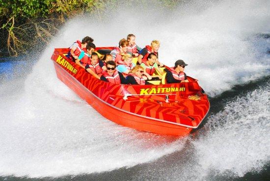 Kaituna River Jet