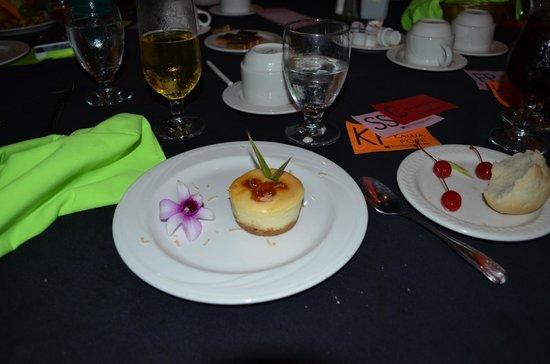 Kupanaha: Cheesecake dessert
