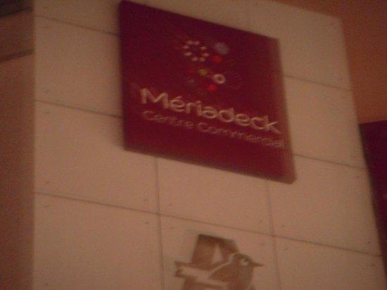 Mercure Bordeaux Centre Hotel: ホテルの看板です。