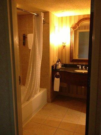 Renaissance Tulsa Hotel & Convention Center : bathroom