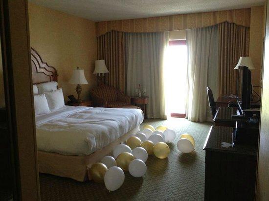 Renaissance Tulsa Hotel & Convention Center : King room